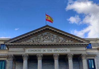 Congreso de los Diputados España